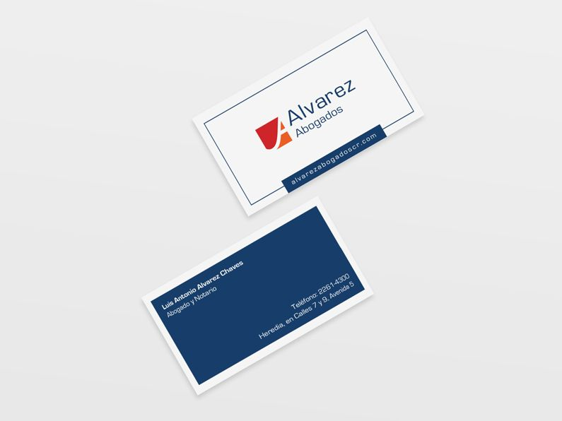 creation of business cards costa rica