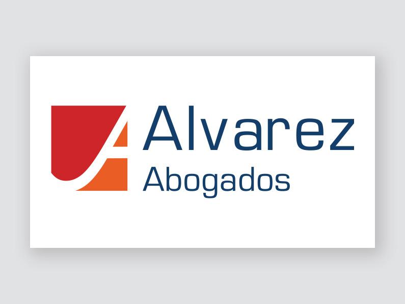 alvarez abogados logotipo