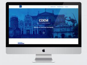 CDEM Desarrollo sitios web costa rica