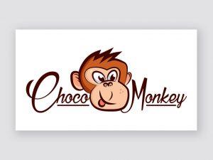 Logo de Chocomonkey costa rica