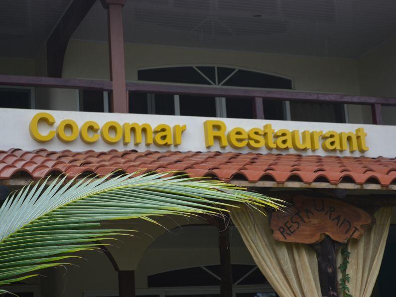 Interior Sign Design Cocomar