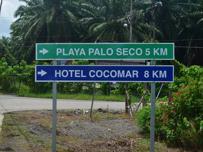 cocomar sign design costa rica