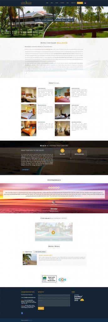 Cocomar website costa rica