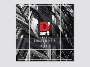 Manejo redes sociales D Art Galeria