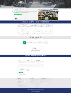 Rediseno web GLCCR
