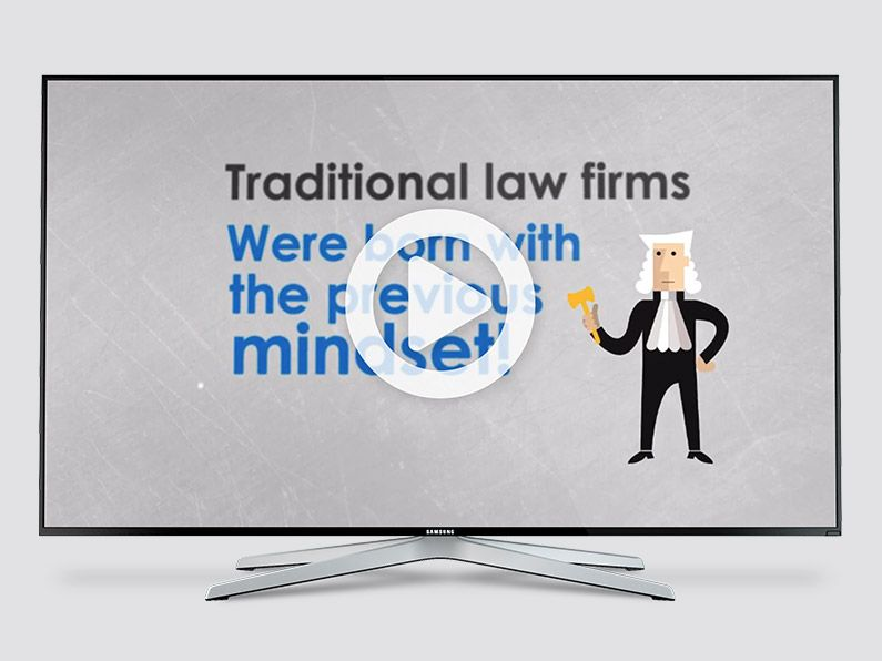 Video Graphic Motion for GLC Abogados