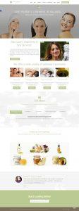 Sitio web Lavinia Borcau