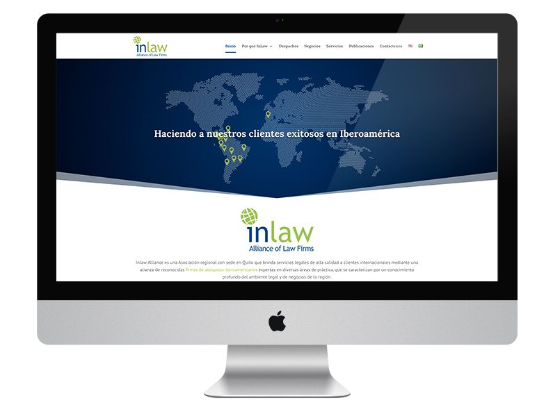 sitio web inlaw alliance iberoamerica