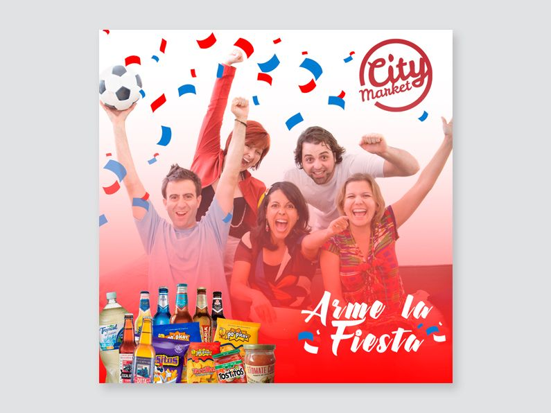City Market community managers costa rica