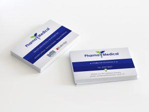 branding de PharmaMedical costa rica