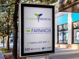 PharmaMedica diseno publicitario costa rica