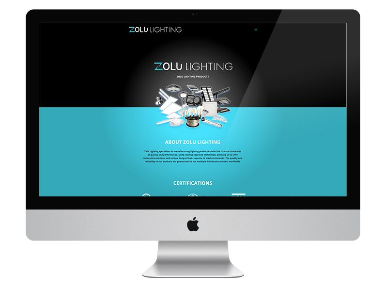 sitio web zolu lighting costa rica