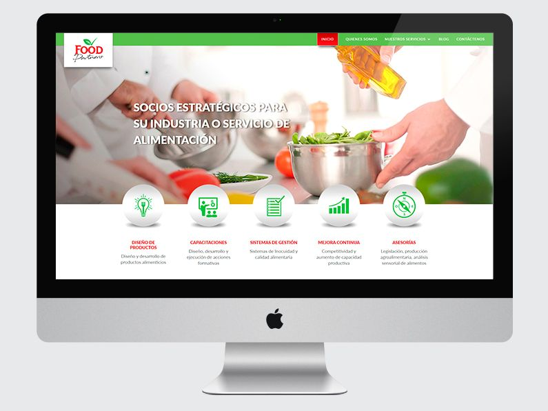 Food Partners web