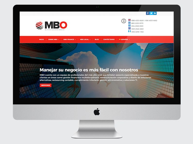 mbo service web