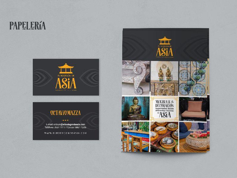 El Bodegón de Asia: papelería
